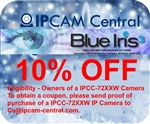 10% Coupon BlueIris