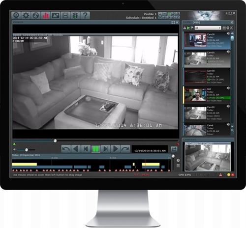 Blueiris Surveillance And Dvr Software