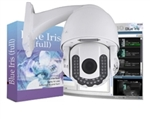 IPCC-7210W White w BlueIris Kit