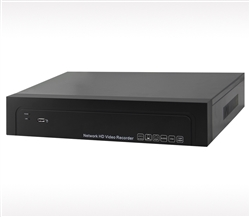 IPCC 16 Channel UHD Video Network Recorder
