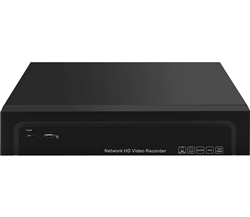 IPCC 25 Channel UHD Video Network Recorder
