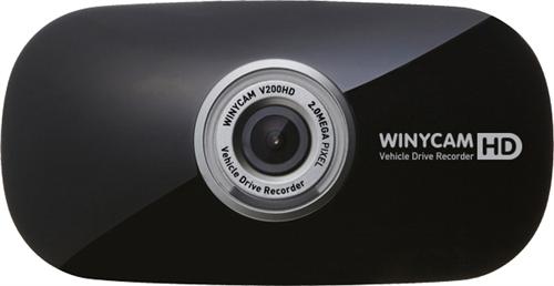 IPCC Winycam V200HD Real Full HD Front And Rear Vehicle Camera Drive Recorder